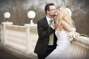 Nejmodernější svatba